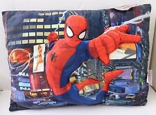 """Marvel Ultimate Spider-Man Decorative Large Pillow 19""""x26"""" 100% Poly NWT"""