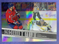 2018-19 Upper Deck Overtime Shootout #SO-20 Alex Ovechkin Washington Capitals