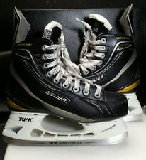 Bauer One60 Supreme 160 Ice Hockey Skates Tuuk Blades SIZE 4.5D Canada/Thailand
