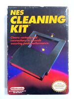 OFFICIAL Nintendo Entertainment System NES Cleaning Complete CIB