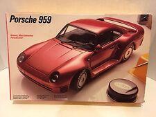 PORSCHE 959 MODEL TESTORS 1/24 SCALE Kit #383