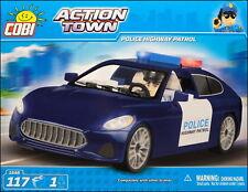 COBI Police Highway Patrol (1548) - 117 elem - Action Town series