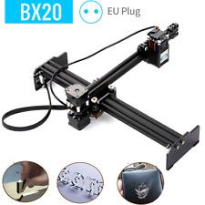 20W Graviermaschine Mini Desktop Laserengraver DIY Lasergravur | Ausverkauf