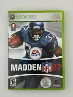 Madden NFL 07 - Xbox 360 Game - Complete & Tested
