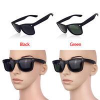Fashion Man Woman Retro Vintage Unisex Polarized Cool Travel UV400 Sunglasses