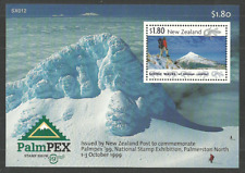 NEW ZEALAND 1999 SHIPS EXPLORERS CAPTAIN COOK PALMPEX MOUNT EGMONT M/SHEET MNH