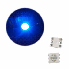 20 x 5050 Super Power SMT SMD 3 Chips  LED Llight Lamp Bulb Bright Blue