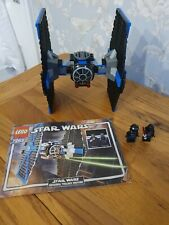 Star Wars Lego Imperial TIE Fighter 7263 Inc minifigures and instructions