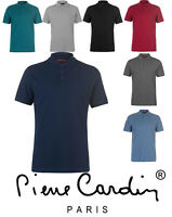 Pierre Cardin Mens New Season Short Sleeve Classic Fit Premium Polo T Shirt