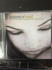 Sisters Of Soul Used 20 Track R&B Compilation Cd 60s 70s 80s Original Recordings