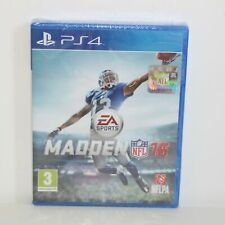 MADDEN 16 - AMERICAN FOOTBALL - SONY PLAYSTATION 4 PS4 GAME - NEW & SEALED