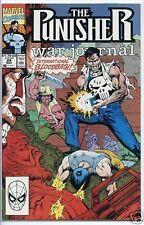 Punisher War Journal 1988 series # 24 near mint comic book