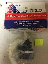 ALLOY Front Wheel Frive Replacement Parts 10037 Boot Clamps and Grease