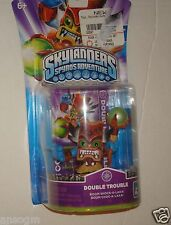 DOUBLE TROUBLE-Skylanders Spyro's Adventu loose figure NEW-in FACTORY SEALED BOX