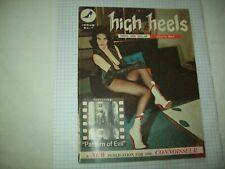 High Heels Magazine #1 1962 Selbee Pub. Gene Bilbrew Fine Condition