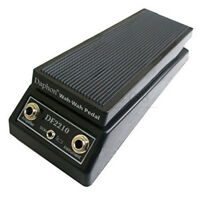 WAH WAH Sound Volume Electric Guitar FX Effect Pedal Heavy Duty DF2210
