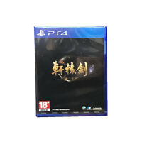 Xuan-Yuan Sword VII 7 PlayStation PS4 English Chinese Korean Factory Sealed
