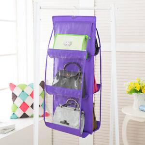 Anti-Dust Handbag Storage