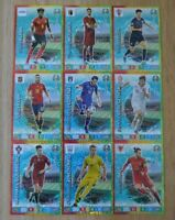 Panini Adrenalyn XL Uefa Euro EM 2020 alle 9 All-Round Player Power-Up Karten