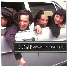 "Lodger - Always Round Here - Numbered - 7"" Vinyl Record"