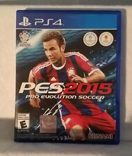 Pre-owned ~ Pro Evolution Soccer 2015 (Sony PlayStation 4 2014)