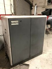 2 Atlas Copco Ga11 Ff Air compressors. For Parts Or Repair