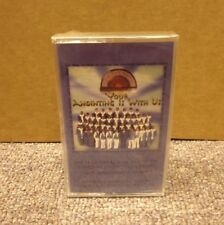 APOSTOLIC FAITH CHOIR Your Anointing Is With Us cassette tape Toledo gospel OHIO