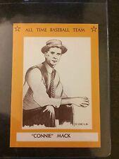 1968 SPORTS MEMORABILIA #2 CONNIE MACK  *ALL TIME BASEBALL TEAM * KRB-9146