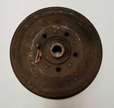 1938 Chrysler C-19 Imperial Rear Brake Hub and Drum Assembly, NEW OLD STOCK!