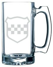 Inactive WWII Era US Army Infantry Divisions (76-106) 25oz Libbey Beer Mug