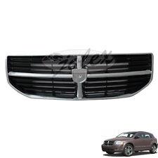 Kühlergitter Kühlergrill Grill Frontgrill schwarz-chrom Dodge Caliber 06->  NEU