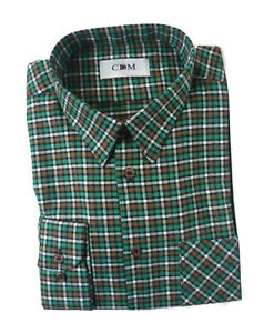 CDM Hemd, Arbeitshemd, Freizeithemd, Holzfällerhemd, Flanellhemd, extra lang