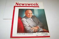 JAN 26 1953 NEWSWEEK magazine DWIGHT EISENHOWER