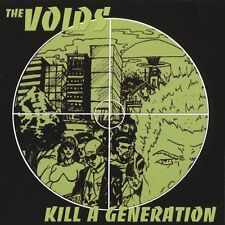 FREE US SHIP. on ANY 3+ CDs! NEW CD Voids: Kill a Generation