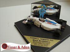 Onyx 1:43 Göde F1 Tyrrel Yamaha 022 Mark Blundell    OVP
