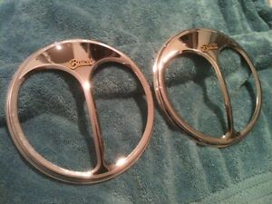 Pair of Buick Vintage Auto Parts Headlight Part