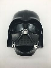 Darth Vader Star Wars Talking Mask Voice Changing Sounds Helmet Hasbro Tested C5