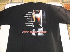 JEFF BECK  JAPAN TOUR CONCERT 2000 T-SHIRT
