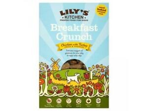 Lily's Kitchen Breakfast Crunch Complete Dog Food 800g FREE NEXT DAY DELIVERY