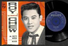 "Singapore Roy Chew & Mega Rare The Merrylads Boys Band Oh Pretty Woman 7"" MEP508"