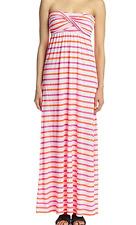 S.H.E. Soul Harmony Energy Women's Twist Detail Maxi Dress