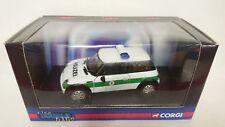Corgi Nine Double Nine CC86518 BMW Mini Cooper Munich Police Ltd Ed 0002 of 3800