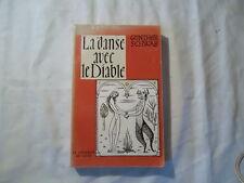 Livre La danse avec le diable Gunther Schwab 1969