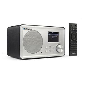 BLAUPUNKT Internetradio WLAN Radio Küchenradio IR 20 Wecker WiFi DAB UKW AUX IN