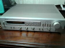 Denon Dra-300 Stereo Receiver Vintage Electronics Tested Works