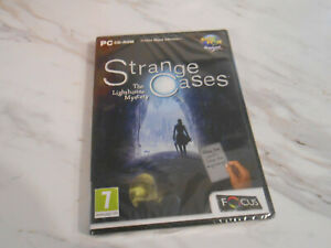 Strange Cases: The Lighthouse Mystery | PC | Brand New / Sealed BIG FISH GAMES