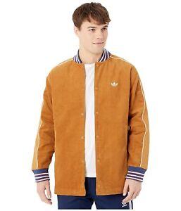 Adidas Men's Cordoroy Jacket, Mesa