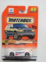 Matchbox Motor Sports FIFA World Cup France 98 Opel Calibra DTM NIB Mattel 1998