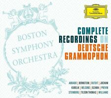BSO/Nelsons/Ozawa... - The complete recordings on DG (LIMITED EDITION) 57 CD NUOVO