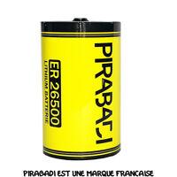 1 Batterie Lithium 3.6v C Er26500 Ls26500 Li-Socl2 19000mah 19a 19ah Ls 26500
